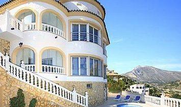 Villa a Altea, Comunità Valenzana, Spagna 1