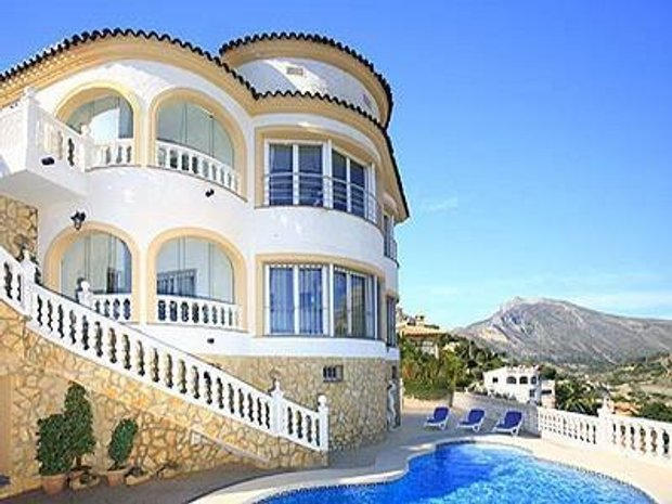 Villa in Altea, Valencian Community, Spain 1