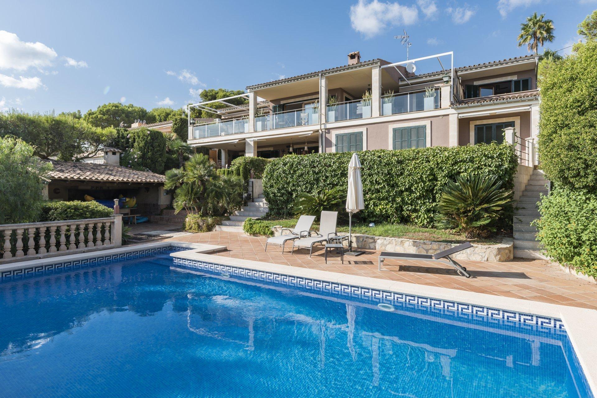 Villa in Bendinat, Balearic Islands, Spain 1