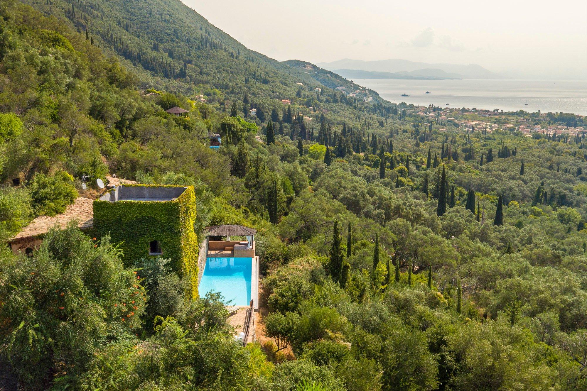 House in Agios Markos, Corfu, Greece 1
