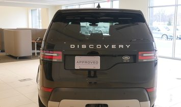 2018 Land Rover Discovery HSE Luxury Td6 Diesel