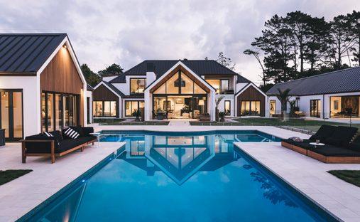 House in Coatesville, Auckland, New Zealand