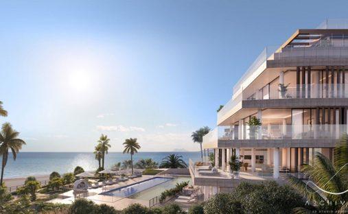 Apartment in Estepona, Andalusia, Spain