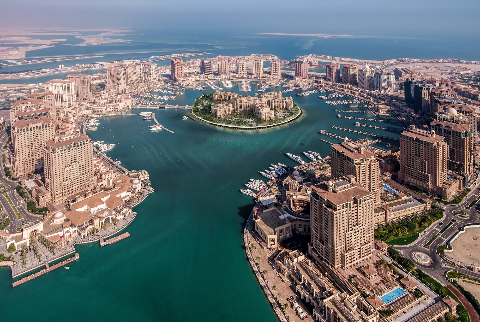 Apartment in The Pearl-Qatar, Doha, Qatar 1
