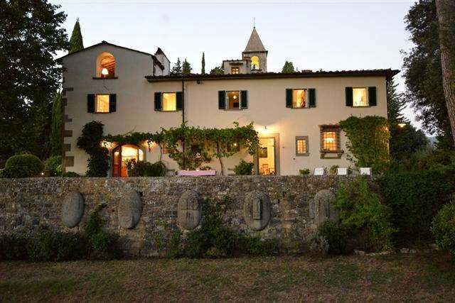 Villa in Fiesole, Tuscany, Italy 1 - 11004291