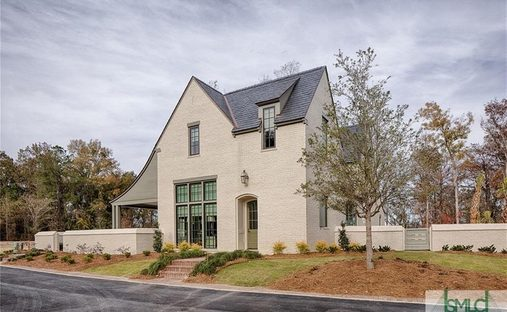 House in Richmond Hill, Georgia, United States