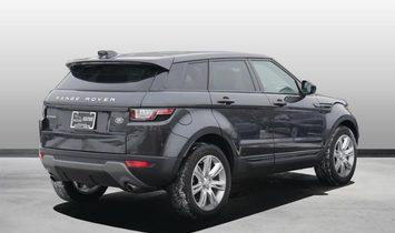 2018 Land Rover Range Rover Evoque 5 Door SE