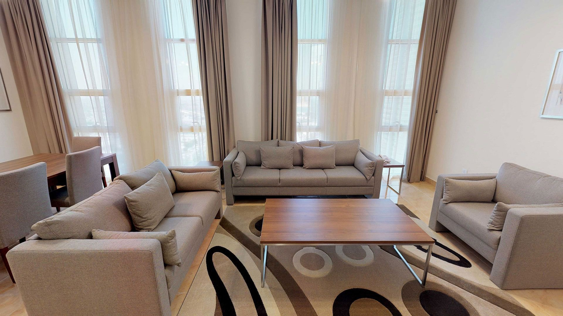Apartment in Diplomatic Area, Doha, Qatar 1