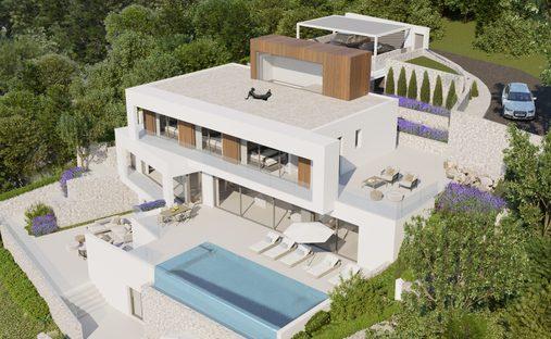 Villa in Camp de Mar, Mallorca, Balearic Islands, Spain