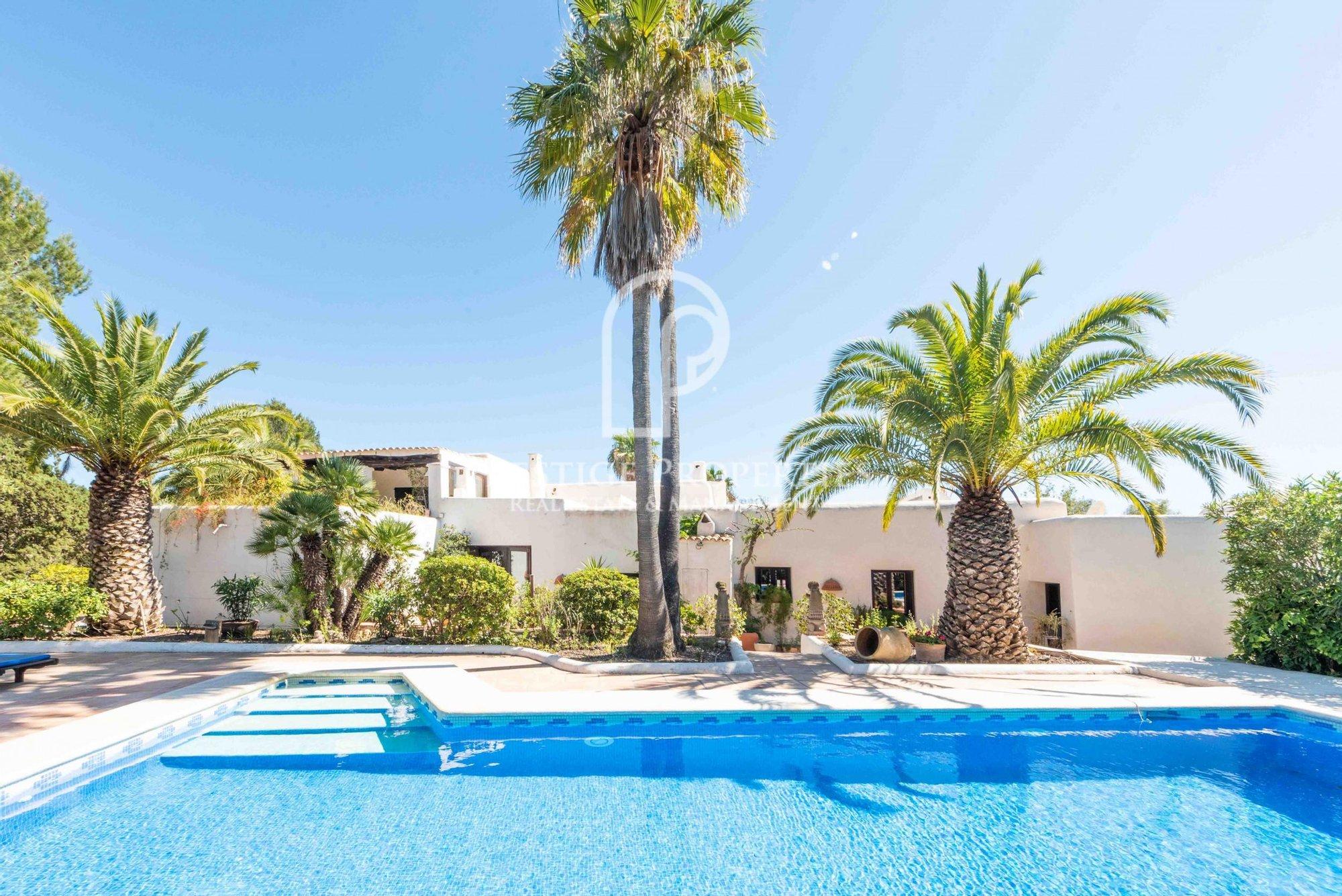 Finca in Sant Antoni de Portmany, Balearic Islands, Spain 1 - 10830958