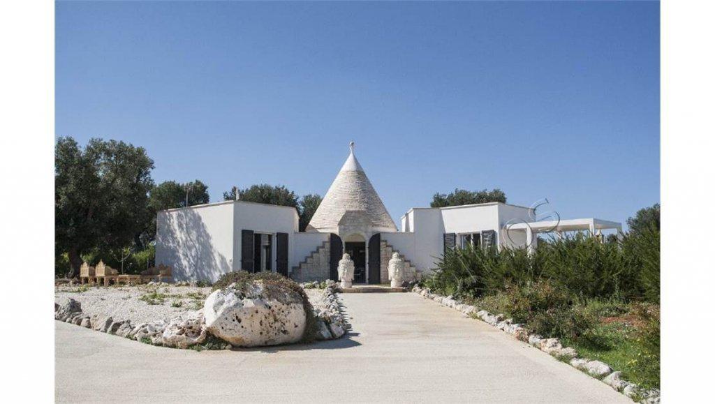 Villa in Carovigno, Apulia, Italy 1