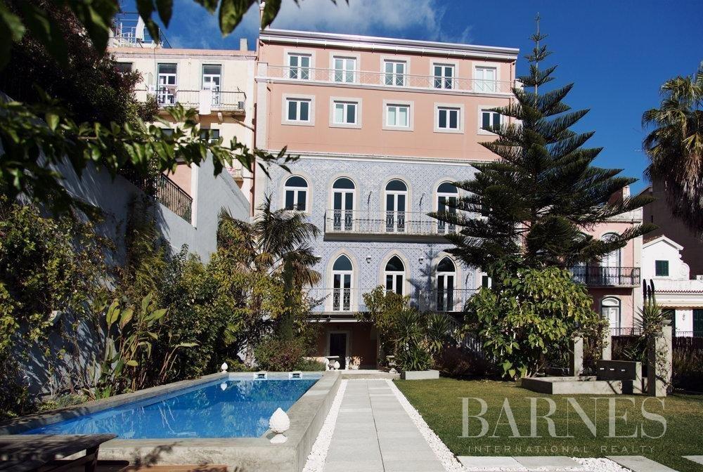 House in Lisbon, Lisbon, Portugal 1