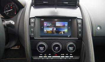 2018 Jaguar F-TYPE Coupe Auto 400 Sport AWD