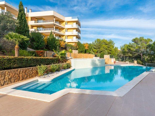 Apartment in Sol de Mallorca, Balearic Islands, Spain 1