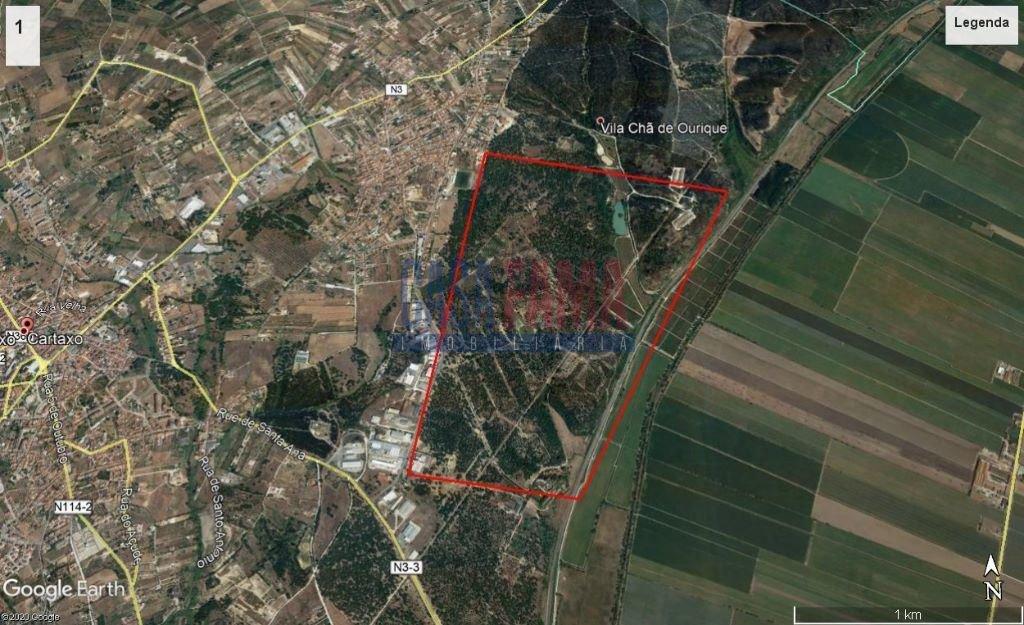 Land in Vila Chã de Ourique, Santarém District, Portugal 1