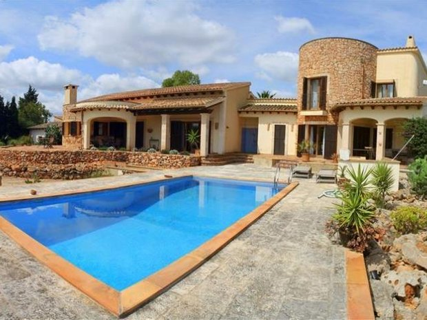 Finca in Santa Margalida, Balearic Islands, Spain 1