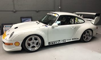 1997 Porsche 993 3.8 RSR