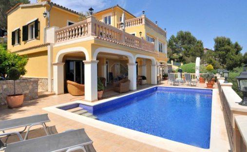 Villa in Calvià, Illes Balears, Spain