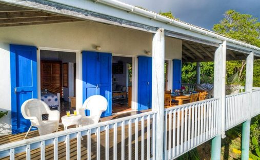 House in Virgin Gorda, British Virgin Islands