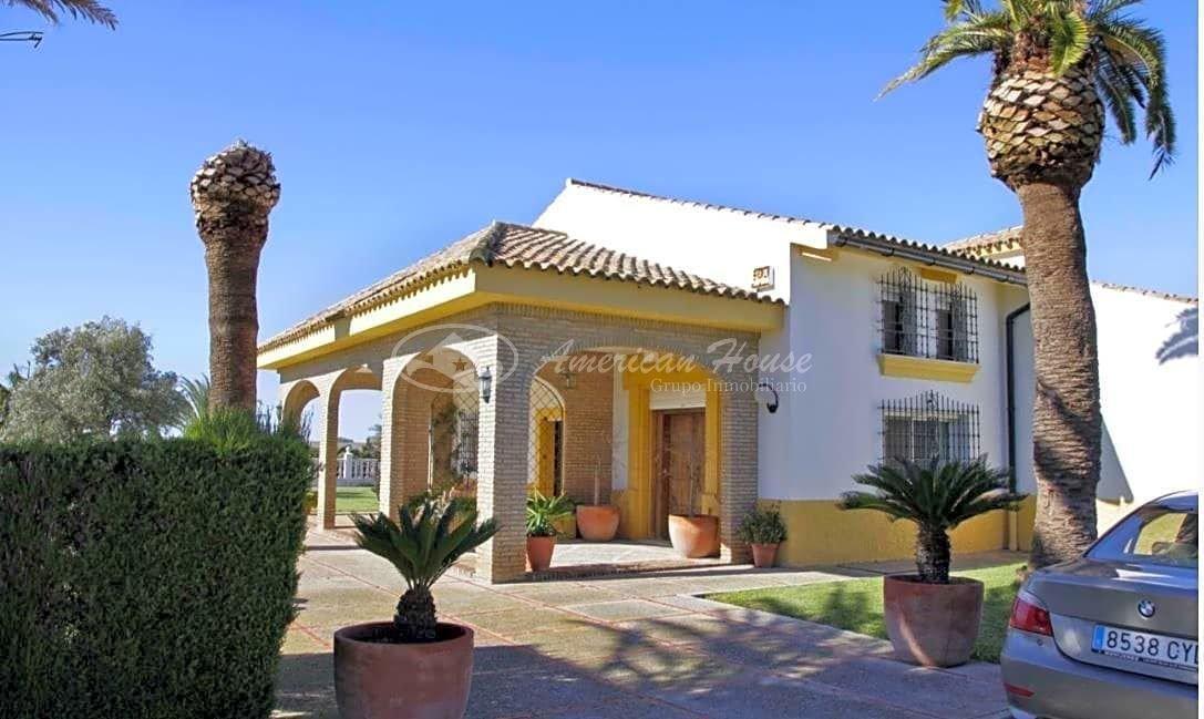 Villa in El Puerto de Santa María, Andalusia, Spain 1 - 10929022