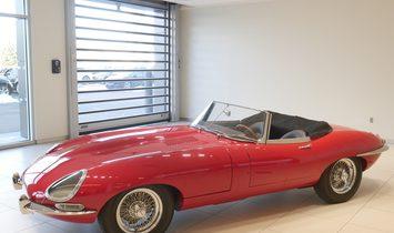 1964 JAGUAR XK-E