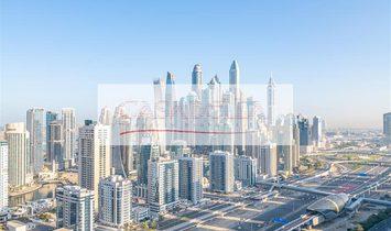 Penthouse en Jumeirah Lake Towers, Dubái, Emiratos Árabes Unidos 1