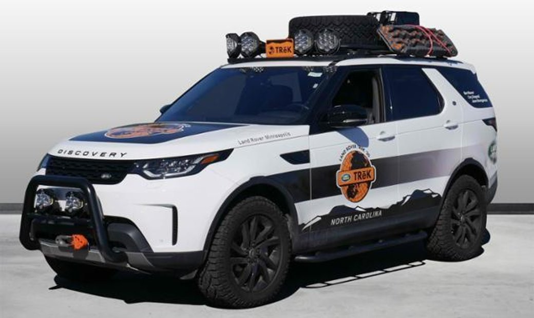 2020 Land Rover Discovery HSE V6 Supercharged