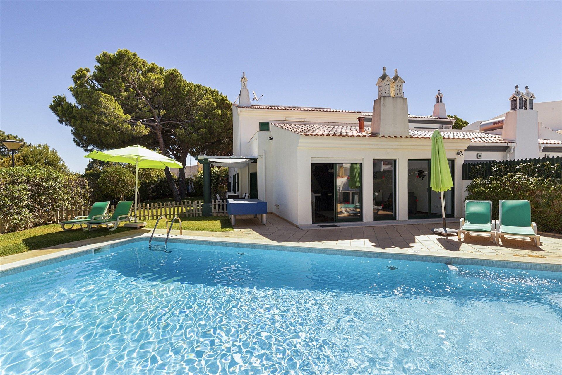House in Albufeira, Algarve, Portugal 1 - 11052811