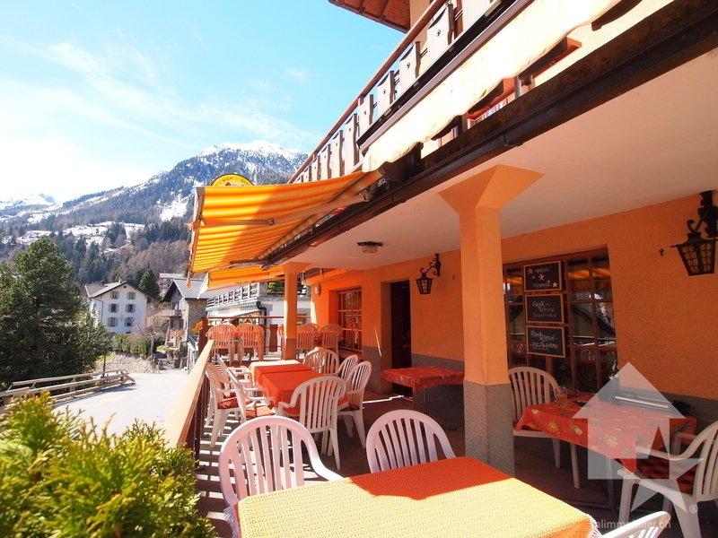 House in Finhaut, Valais, Switzerland 1