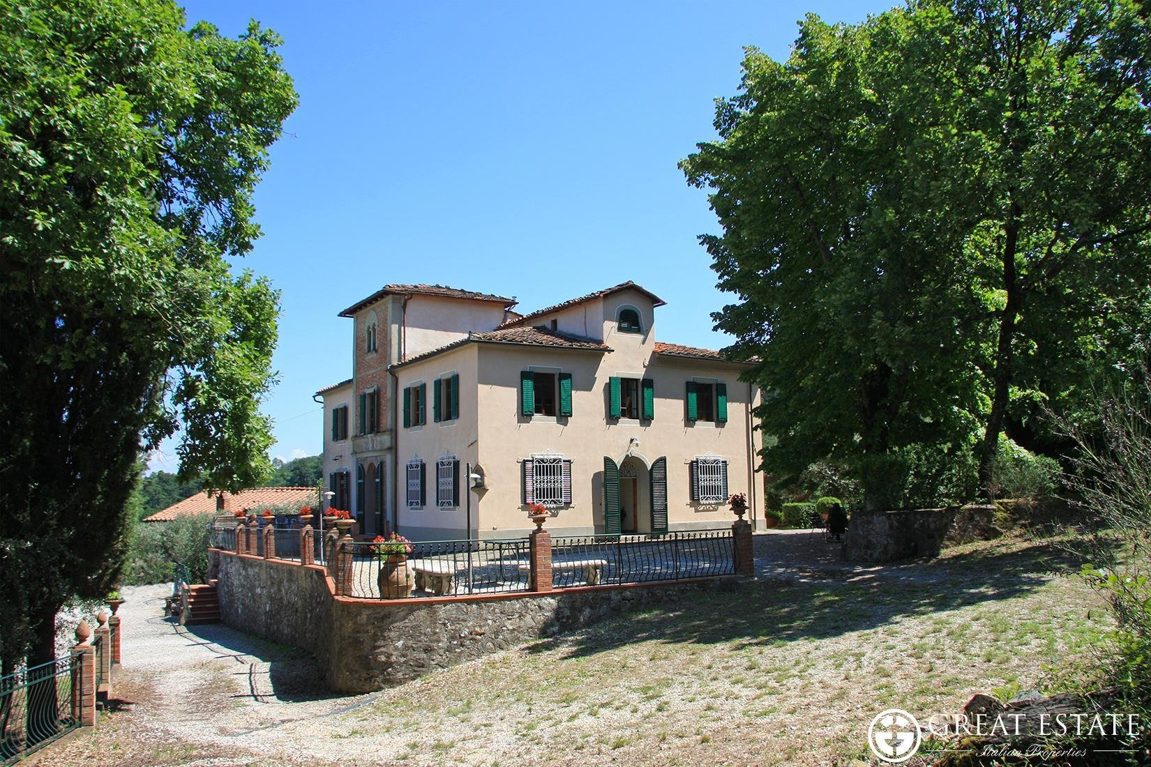 Serravalle Pistoiese, Tuscany, Italy 1