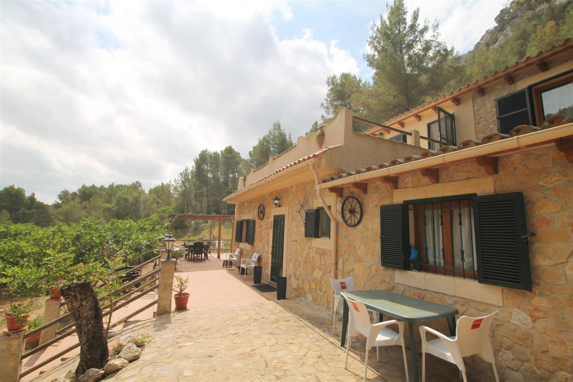 Finca in Andrach, Balearic Islands, Spain 1