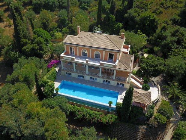 House in Kontokali, Greece 1