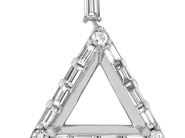 LB Exclusive LB Exclusive Platinum 1.10 ct Diamond Pendant (11054820)