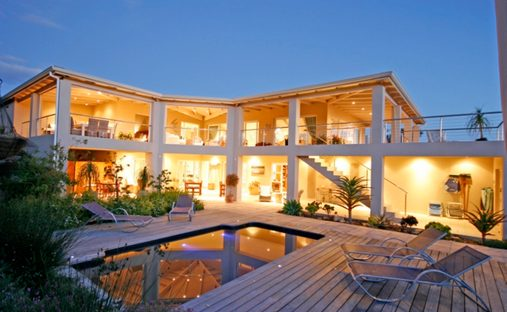 House in Plettenberg Bay, Western Cape, South Africa