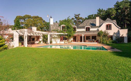 House in Noordhoek, Western Cape, South Africa
