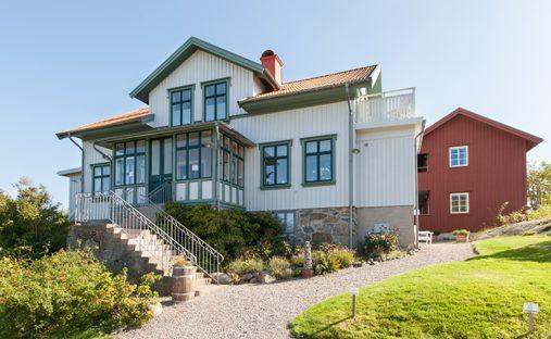House in Orust V, Västra Götalands län, Sweden