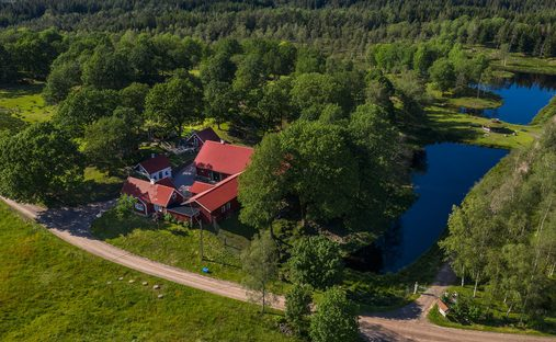 House in Ulvered, Hallands län, Sweden