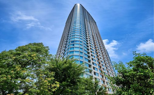 Condo in Minato City, Tokyo, Japan