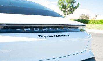 2020 Porsche Taycan Turbo S Sedan 4D