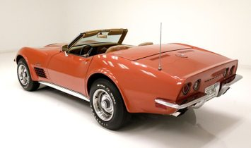 1970 Chevrolet Corvette Roadster