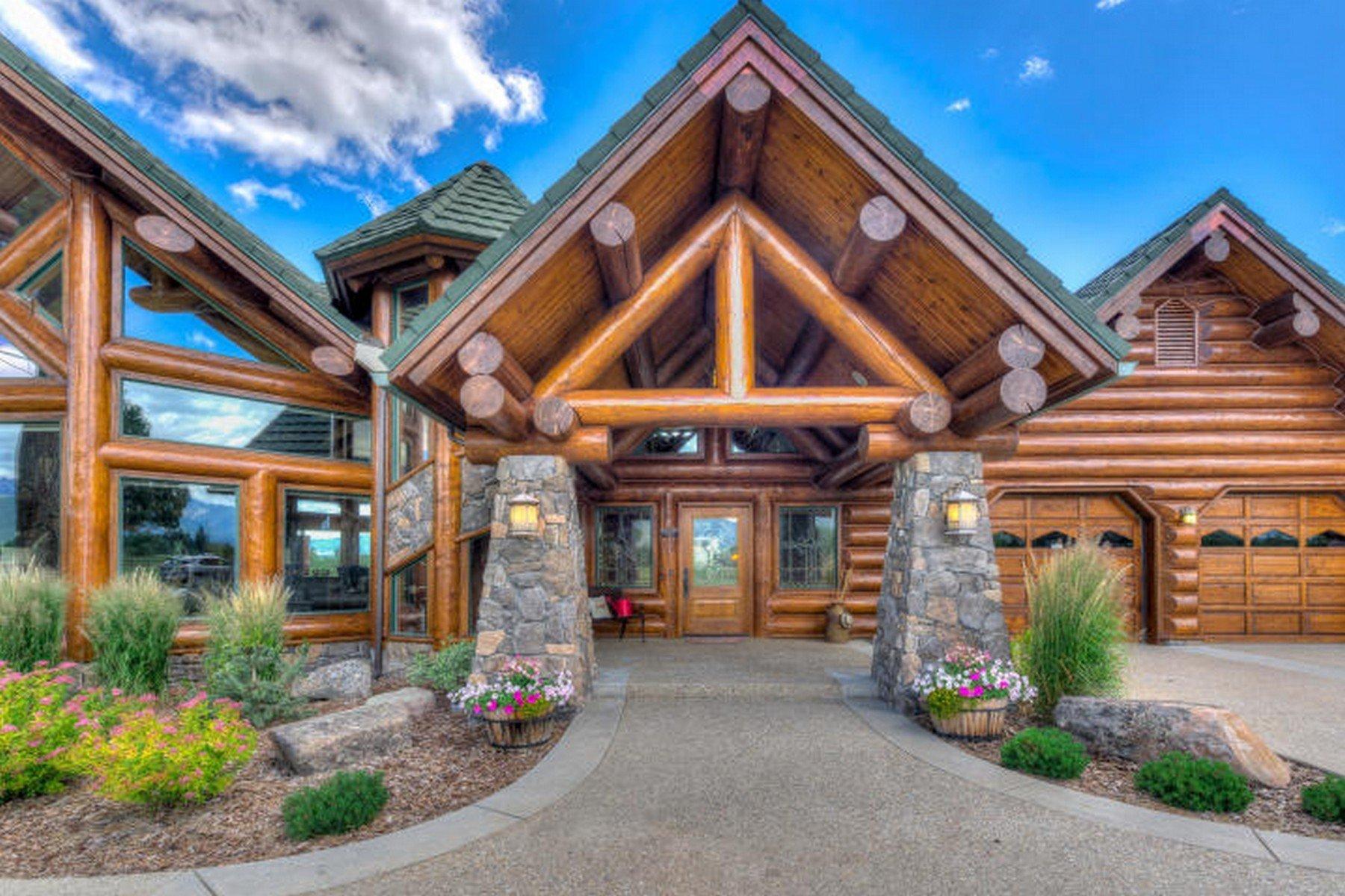 House in Stevensville, Montana, United States 1