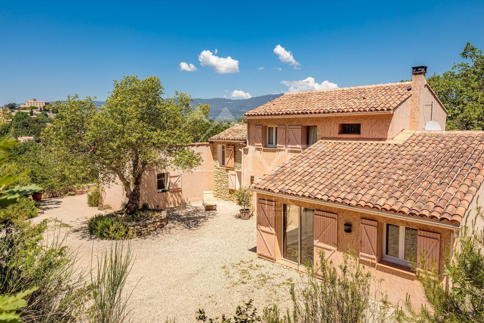 House in Ansouis, Provence-Alpes-Côte d'Azur, France 1