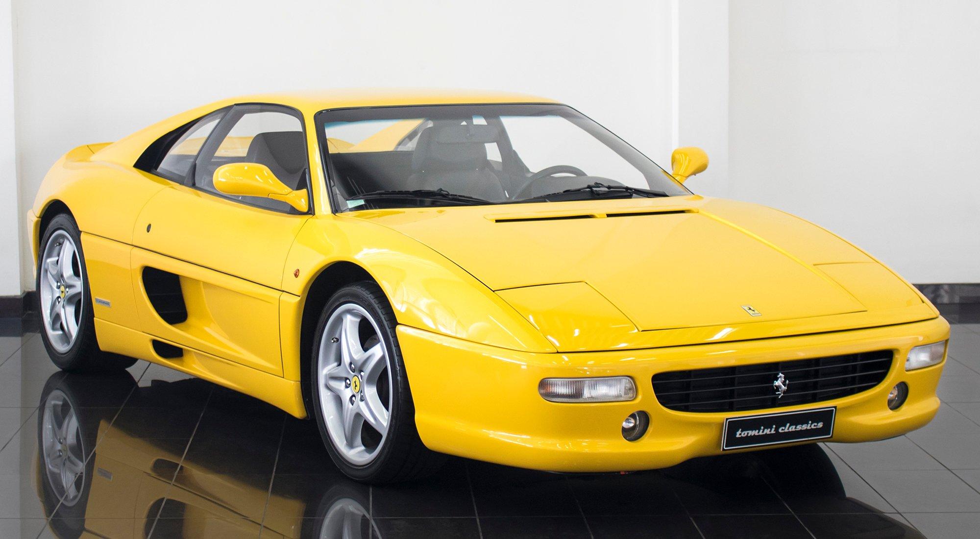1996 Ferrari F355 In Dubai United Arab Emirates For Sale 11055299