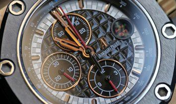 Audemars Piguet Royal Oak Offshore 26568OM.OO.A004CA.01 Michael Schumacher Limited Edition