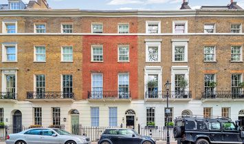Townhouse in London, England, United Kingdom 1