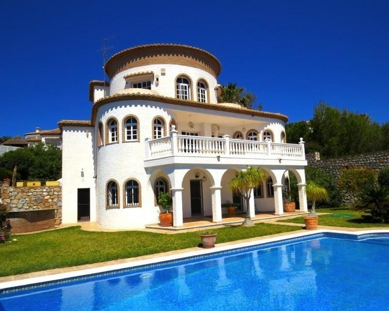 House in Salobreña, Andalusia, Spain 1