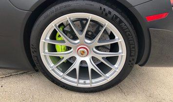 2015 Porsche 918 Spyder Weissach Package Roadster 2D