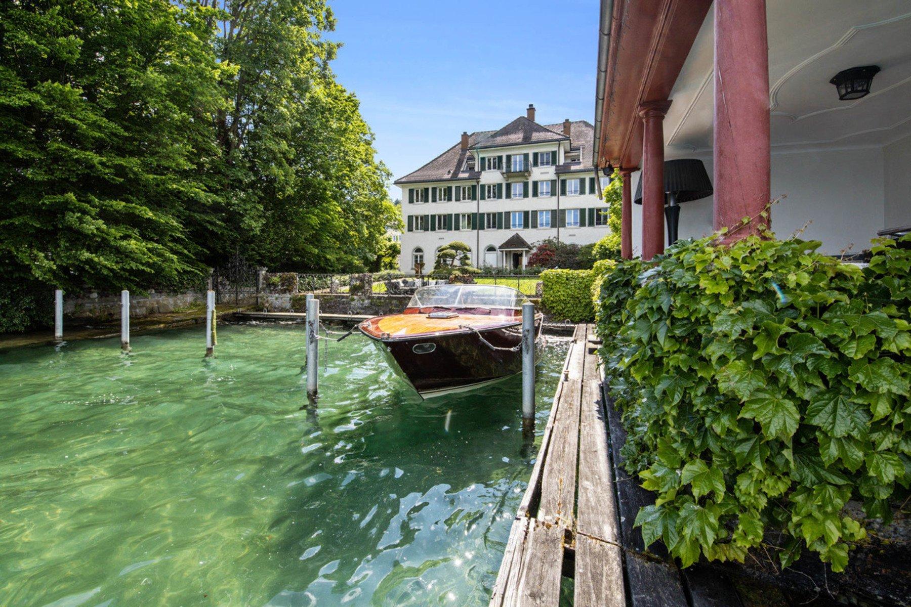 House in Wädenswil, Zürich, Switzerland 1
