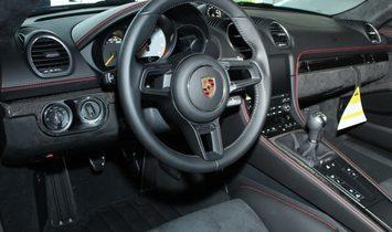 Porsche 718 CaymanGT4