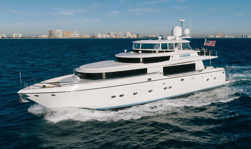 Johnson Motor Yacht